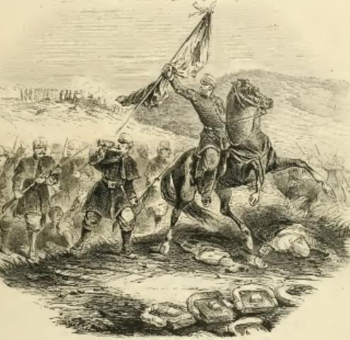 Guerra de África: Batalla de los Castillejos