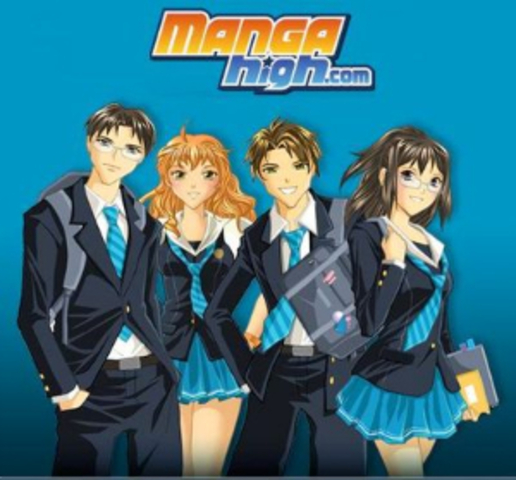 Manga High for year 9 students