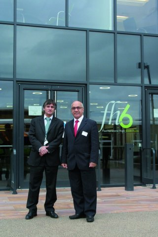 New 6th Form Building Opens