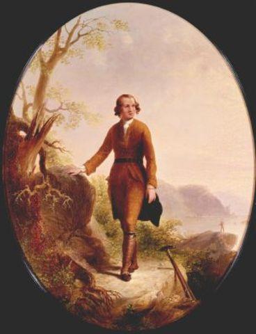 George Washington was born