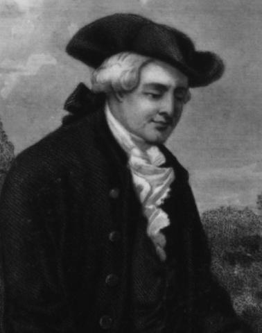George Washington's father, Augustine Washington, dies