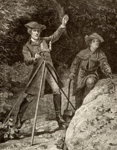George Washington became an assistant surveyor