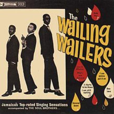 Primer single de The Wailing Wailers