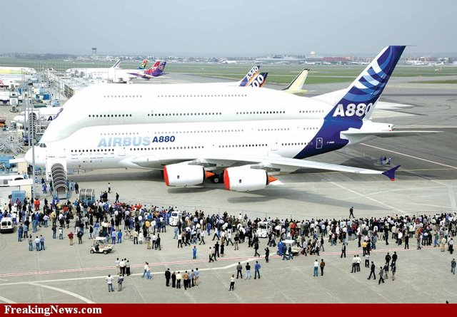 Airbus enters the market