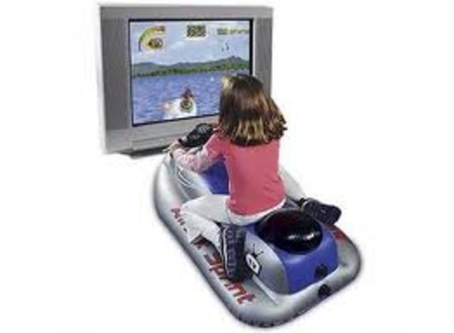 """""""Ride-and-video"""" Games Popularity Soars"""