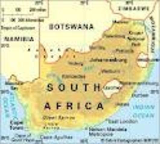 Zulu War begins