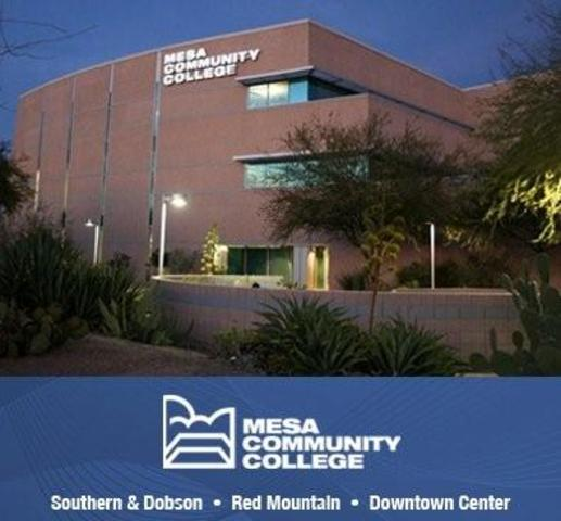 Mesa uses Canvas for Summer classes