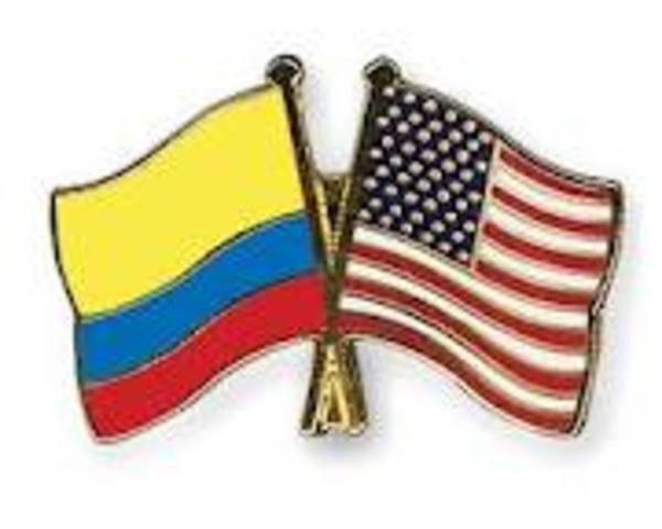 Colombia Works With The US