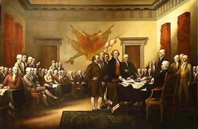 Seoond Continental Congress