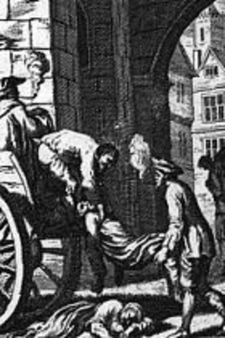 (History) The Great Plague of London kills more than 68,000 people in London.
