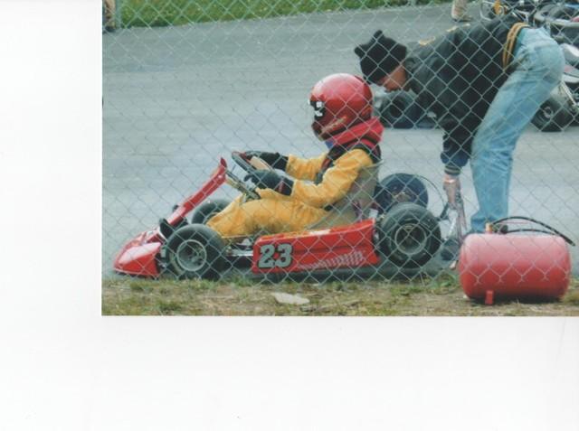 J'ai acheté un race kart