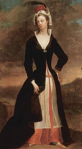 (History) Lady Montagu starts the practice of inoculation against small pox.