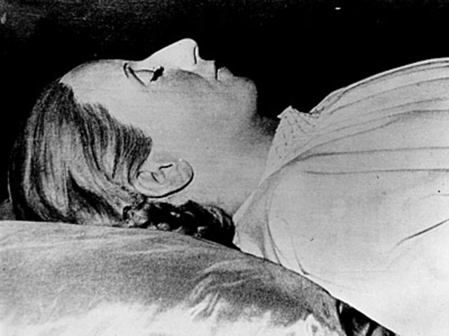 Eva Peron se murio