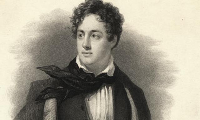 Childe Harold's Pilgrimage- Lord Byron