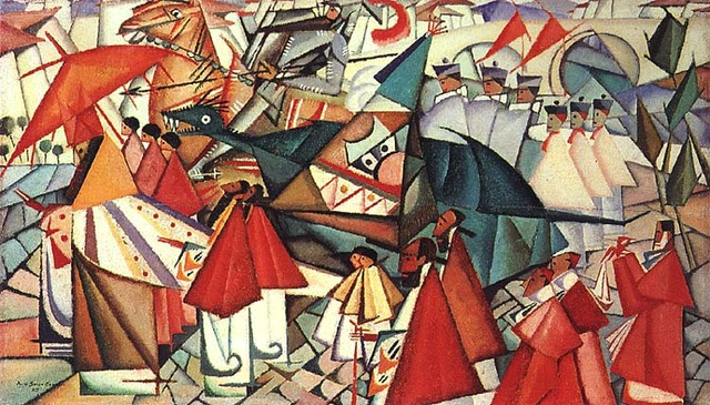Intoduction of Postimpressionism and Cubism