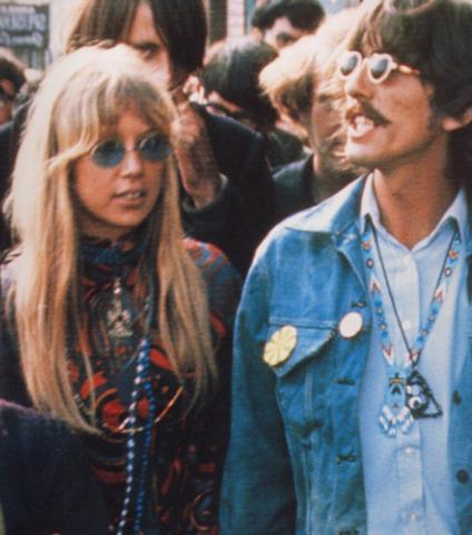 """The """"Hippie look"""""""