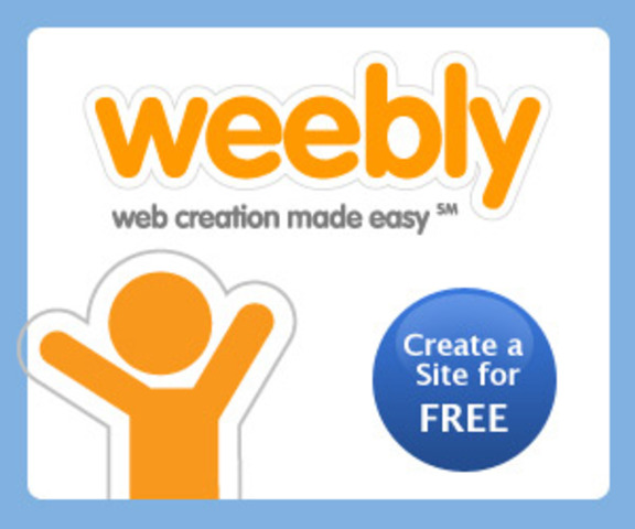 Weebly website creator recommended
