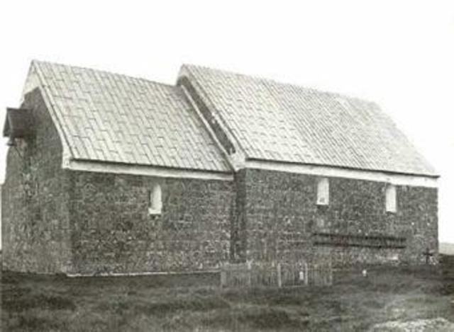 Første danske stenkirke