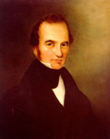 Stephen F. Austin settles 3oo colonist in Texas