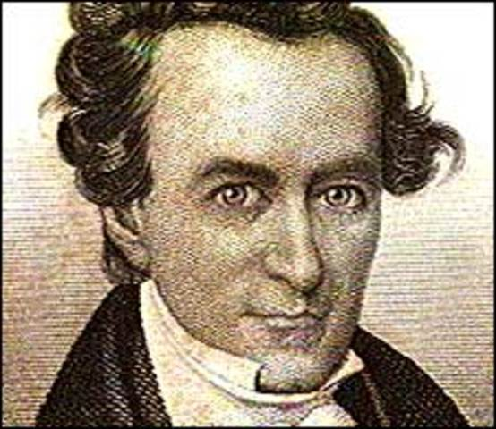 Stephen F. Austin settles 300 colonist in Texas-April 1, 1825