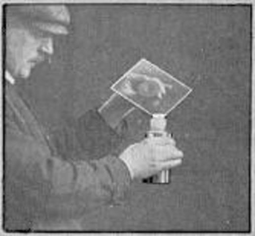 Fredrick Scott Archer invented collodion process