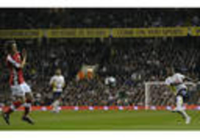 Danny Rose wonder goal