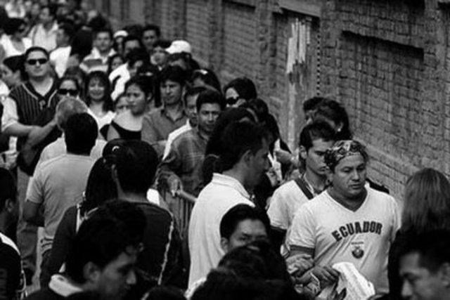Inmigrantes sudamericanos en cifras
