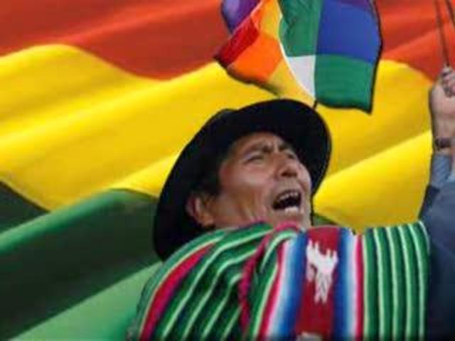 Inmigración boliviana