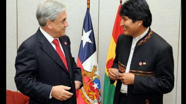 Inmigración boliviana en Chile