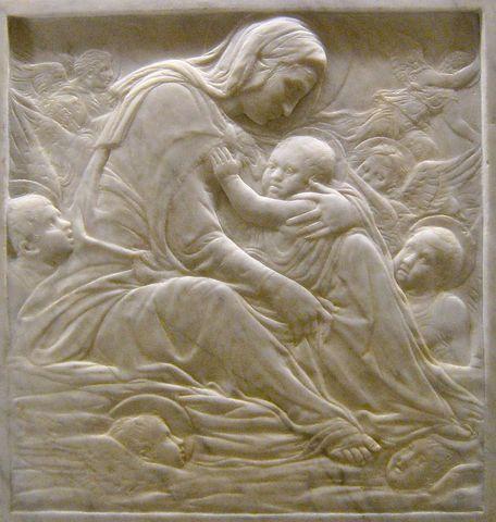 Madonna by Donatello