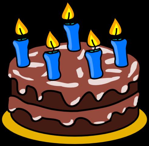 Cade's 2nd birthday