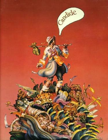 (Literature) Voltaire publishes Candide