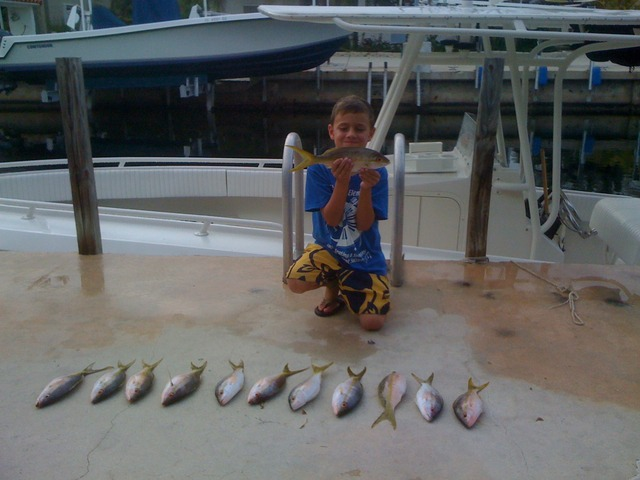 Fishing in the Keys