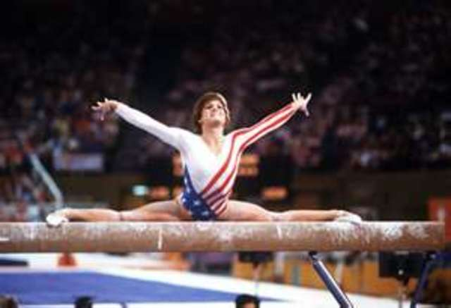 Research on Mary Lou Retton