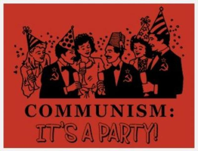 Creation of the Communist Party