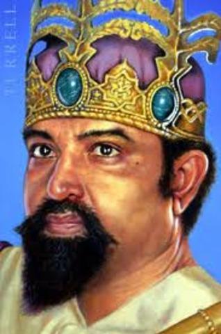(Mali) Mansa Musa Succeeds
