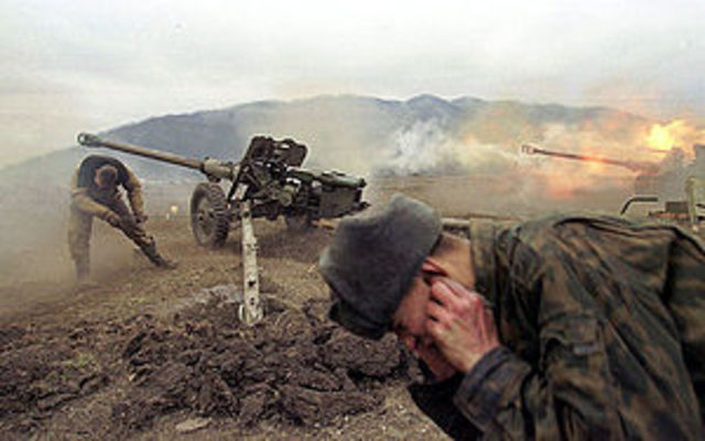 Wars with Chechnya