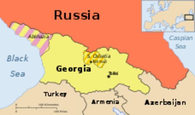 Russia's War with Georgia