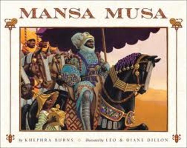 (Mali) Mansa Munsa Dies
