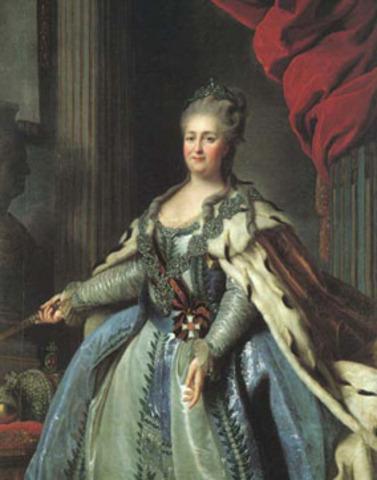 Catherine II (The Great)