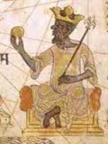 (Songhai) Songhai Building An Empire