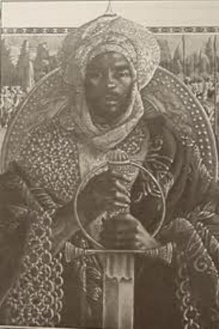 (Songhai) Sunni Ali Died