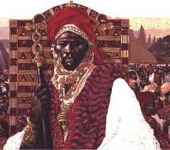 (Songhai) Revelation Against Sunni Baru