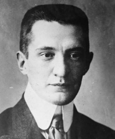 Alexander Kerensky 1917-1917