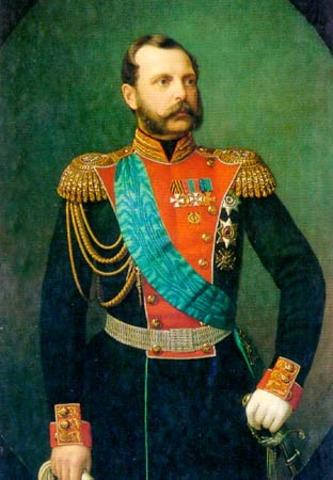 Alexander II 1801-1825