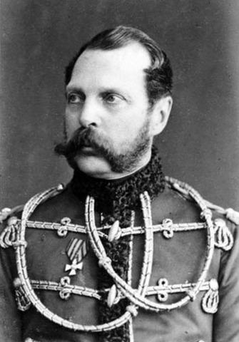 Death of Alexander II