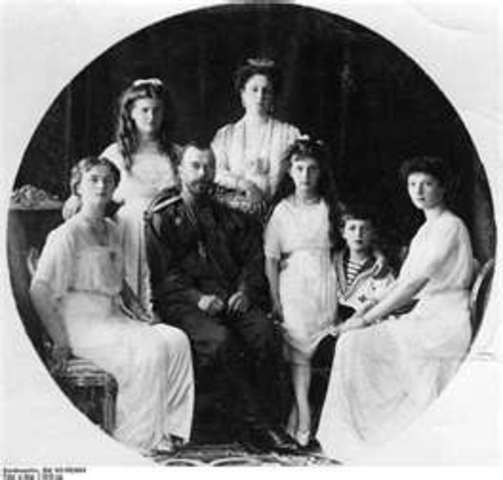 Murder of Nicholas II and Royal Family