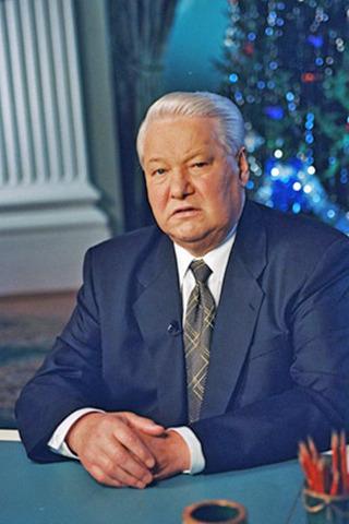 Boris Yeltsin Retires
