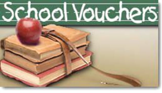 Students in Cleveland, Ohio, were allowed to attend religeous schools with school vouchers.