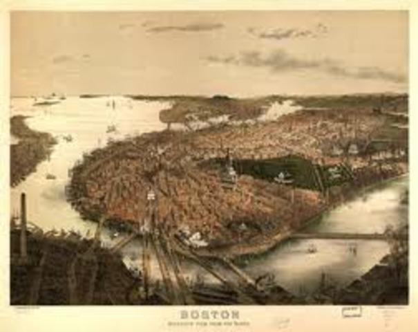 Education in Massachusetts in 1848